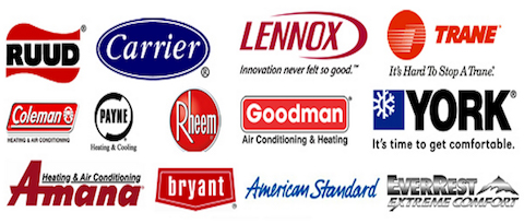 Furnace brands that we repair in Trenton NJ