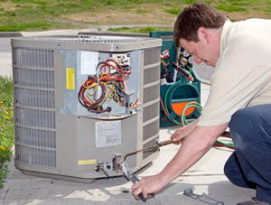 image of professional AC tune-up Edison NJ