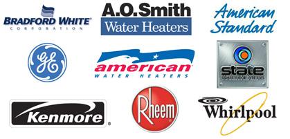 Allentown Water Heater Brands We Service